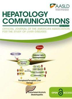 Hepatology Communications cover