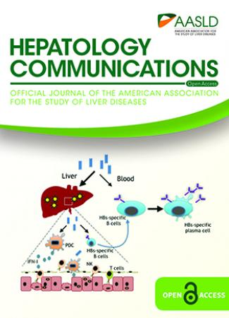 October 2019 cover for Hepatology Communications