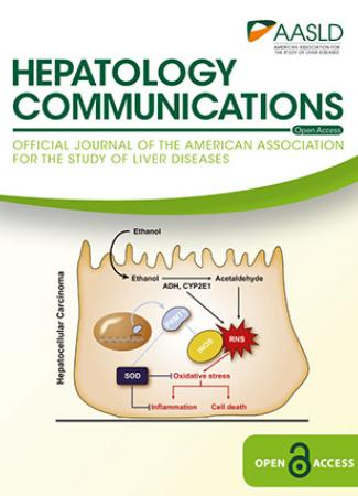 Cover for Hepatology Communications for June 2020