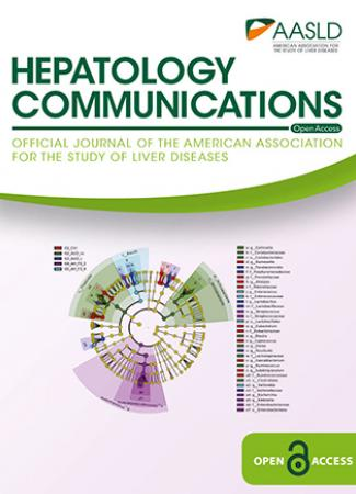 Cover of Hepatology Communications - August 2020