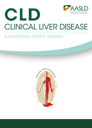 Cover of Clinical Liver Disease - September 2020