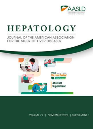 Cover of HEPATOLOGY - November 2020