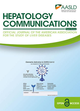 Cover of Hepatology Communications - December 2020