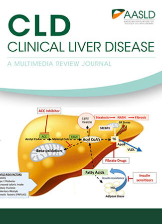 Cover of Clinical Liver Disease - January 2021