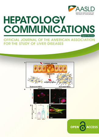 Cover of Hepatology Communications - February 2021