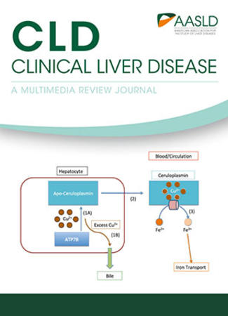 Cover of Clinical Liver Disease - February 2021