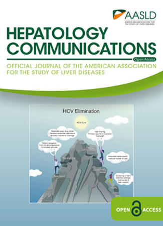 Cover of Hepatology Communications - March 2021